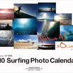 "「""NaturAl sOunds – 自然が奏でる音色-"" Photographer U-SKE 2010 Surfing Photo Calendar」発売!!"