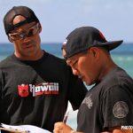 HAWAII GALLERY : ワールドジュニアチームトライアル Oct 15 North Shore Hawaii.