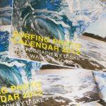 海、自然、波を1年中感じられる U-SKE カレンダー2012年版 リリース開始。