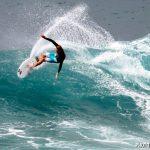 ハワイノースショアロッキーバックドアサーフィンギャラリーPHOTO : TAMMY MONIZ