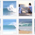 ハワイサーフィンギャラリー:Backdoor photos [January 26, 2012] by Kirby Fukunaga