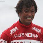 GO NAMINORI インタビュー プロサーファー「関谷利博」26年間 JPSA をフォロー