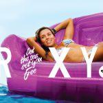 次のケリアモニーツはあなた!ROXYガール募集!「Let the sea set you free」キャンペーン
