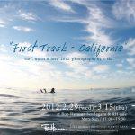 U-SKE & Ron Herman カリフォルニア作品展示。First Track- California ロンハーマン千駄ヶ谷にて。