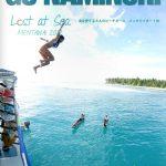 LOST AT SEA @ サーファーガール4名のメンタワイトリップ 2012 PART,01
