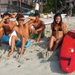 Moniz bro.Hawaii Surf Team at ISA World Junior Championships Panama 2012 seg 2