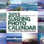 波乗りでん助プロデュース 2013年版カレンダー発売開始。タイドグラフ付き。