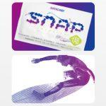 アクティブなサーファーをサポート。アメリカ発の栄養機能食品ブランド!『SNAP』