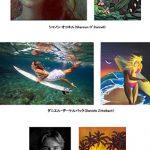 お台場ハワイフェスティバル 開催中!Beach Pressでも紹介されている9th Wave Galleryも!