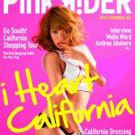 エッジの効いたワンランク上の生意気なビーチガール達へ!PINK RIDER創刊です。