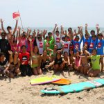 東日本復興イベント。福島の子供達を海へ。今年も開催します!「陽けたら海へ。Happy surf school Vol.2」
