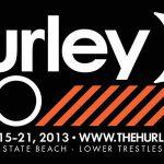 ASPワールドツアーHURLEY PRO 2013  世界のトッププロサーファーが集結 9月15〜21日、カリフォルニアのパーフェクトなウエーブで開催!