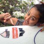 GO NAMINORI フェイスブックいいね!が5073名を記念してケリア・モニーツ サイン入りポスターをプレゼント!