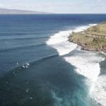 ハワイのなかでも極上のサーフポイントが存在するマウイ島で撮影された『イアン・ゲンティ』の注目動画。