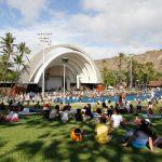 ハワイで初めて開催された「GREENROOM フェスティバル 2015」音楽とアート、海でつながった仲間がワイキキシェルに集結