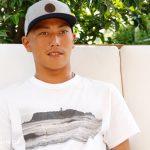 村上 舜 の最新ロングインタビュー。JPSA 千葉で初優勝を遂げ、その後の新島プロでも優勝した舜にいろんなことを聞いてみました。