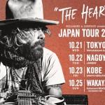 「ドノヴァン・フランケンレイター」ニューアルバムをリリース!10月にジャパン・ツアー開催