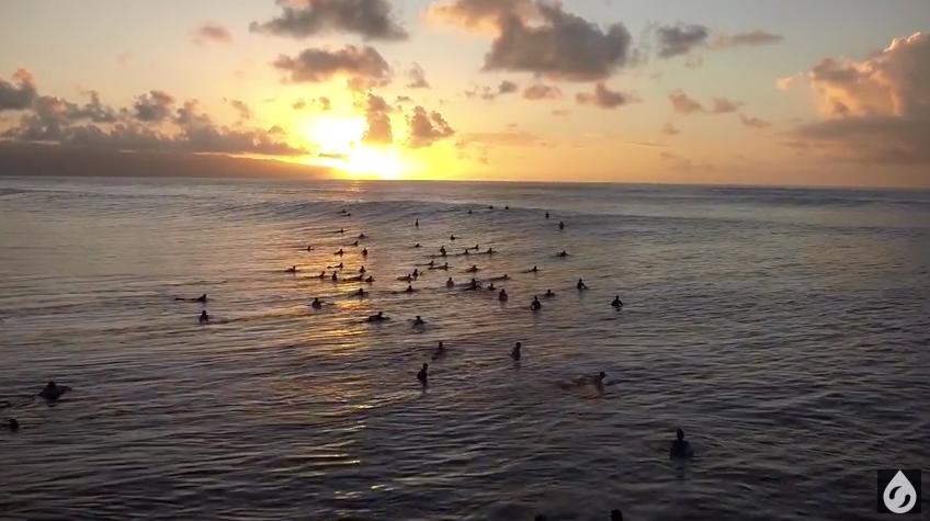 ハワイノースショア ベストウェーブ 2015年版! 世界一危険で美しい波に人生を賭けるサーファーによるドキュメンタリームービー