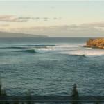 必見動画 2016年 マウイ島ホノルアベイに届いたローカルがストークしたパラダイスウェーブ