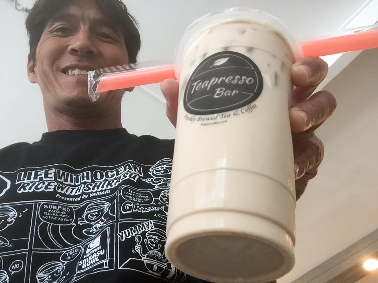 ハワイで話題の紅茶の茶葉を自由にカスタマイズできる「ティープレッソ・バー」カービーも絶賛!