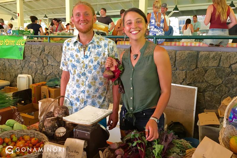 今ハワイで木曜日の「ハレイワ・ファーマーズマーケット」が最もおもしろい