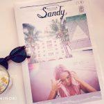 タブロイド誌 SANDAY MAGAZINE ハワイ特集の表紙にアリッサ・ウーテンが登場!